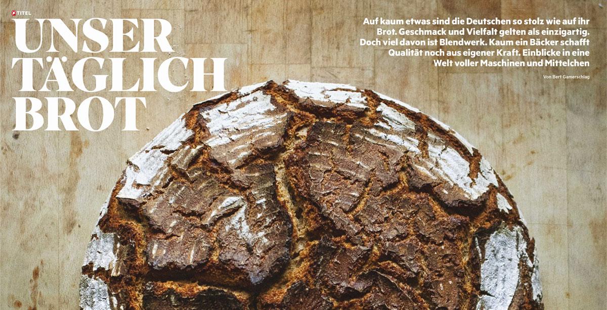 Stern Thema - Unser täglich Brot